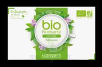 Nutrisanté Infusions Bio Tisane Verveine 20 Sachets à VALENCE