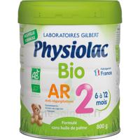 Physiolac Bio Ar 2 à VALENCE