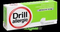 Drill 10 Mg Comprimés à Sucer Allergie Cétirizine Plq/7 à VALENCE