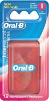 ORAL B INTERDENTAL SET, ultrafine, cylindrique, bt 12 à VALENCE