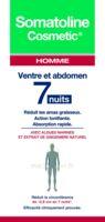Somatoline Cosmetic Ventre Et Abdomen 7 Nuits Homme 150ml à VALENCE