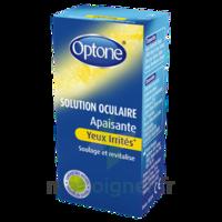Optone Solution Oculaire Rafraîchissante Yeux Irrités Fl/10ml à VALENCE