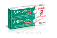 Pierre Fabre Oral Care Arthrodont Dentifrice Classic Lot De 2 75ml à VALENCE