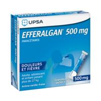 Efferalgan 500 Mg Glé En Sachet Sach/16 à VALENCE