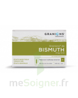 GRANIONS DE BISMUTH 2 mg/2 ml S buv 10Amp/2ml à VALENCE
