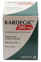 KARDEGIC 300 mg, poudre pour solution buvable en sachet à VALENCE
