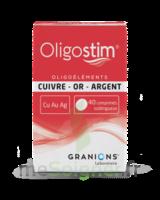 OLIGOSTIM Cuivre Or Argent Cpr subl T/40 à VALENCE