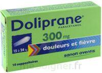 Doliprane 300 Mg Suppositoires 2plq/5 (10) à VALENCE