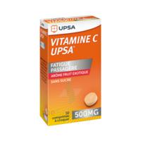 Vitamine C Upsa 500 Mg Fruit Exotique, Comprimé à Croquer à VALENCE