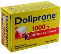 DOLIPRANE 1000 mg Poudre pour solution buvable en sachet-dose B/8 à VALENCE