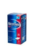 Nicotinell Menthe Fraicheur 2 Mg Sans Sucre, Gomme à Mâcher Médicamenteuse 8plq/12 (96) à VALENCE
