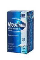 Nicotinell Menthe Fraicheur 4 Mg Sans Sucre, Gomme à Mâcher Médicamenteuse 8plq/12 à VALENCE