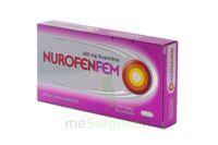 NUROFENFEM 400 mg, comprimé pelliculé à VALENCE