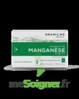GRANIONS DE MANGANESE 0,1 mg/2 ml S buv en ampoule 30Amp/2ml à VALENCE