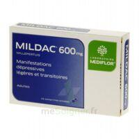 MILDAC 600 mg, comprimé enrobé à VALENCE