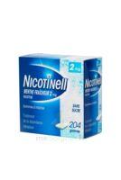 NICOTINELL MENTHE FRAICHEUR 2 mg SANS SUCRE, gomme à mâcher médicamenteuse Plq/204 à VALENCE