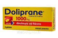 DOLIPRANE 1000 mg Gélules Plq/8 à VALENCE