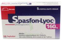 SPASFON LYOC 160 mg, lyophilisat oral à VALENCE