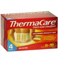 THERMACARE, pack 4 à VALENCE