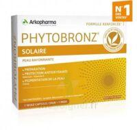 Phytobronz Solaire Caps Tous Types De Peaux 2b/30 à VALENCE