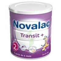Novalac Transit + 2 800g à VALENCE