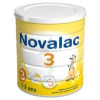 Novalac 3 Croissance lait en poudre 800g à VALENCE