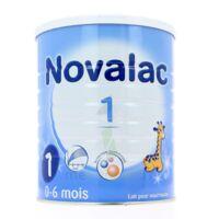 Novalac 1 Lait En Poudre 1er âge B /800g à VALENCE