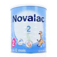 Novalac 2 Lait en poudre 800g à VALENCE