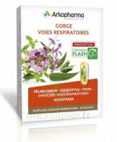 Duoflash Confort Respiratoire Gélules B/30 à VALENCE