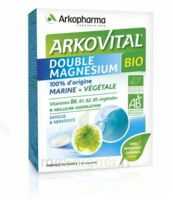 Arkovital Bio Double Magnésium Comprimés B/30 à VALENCE