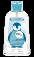 ABCDERM H2O Solution sans rinçage nettoyante bébé Fl pompe/1L à VALENCE