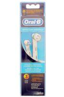 Brossette De Rechange Oral-b Ortho Care Essentials X 3 à VALENCE