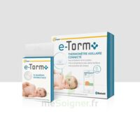 E-TORM Thermomètre axillaire connecté à VALENCE