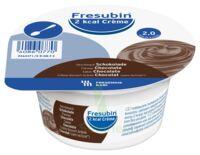 Fresubin 2kcal Crème sans lactose Nutriment chocolat 4 Pots/200g à VALENCE