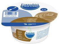 Fresubin 2kcal Crème sans lactose Nutriment cappuccino 4 Pots/200g à VALENCE