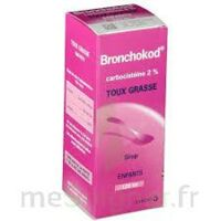 BRONCHOKOD ENFANTS 2 POUR CENT, sirop à VALENCE