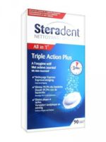 STERADENT TRIPLE ACTION, tube 30, bt 3 à VALENCE