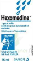 Hexomedine 1 Pour Mille, Solution Pour Pulvérisation Cutanée En Flacon Pressurisé à VALENCE