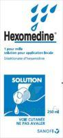 Hexomedine 1 Pour Mille S Appl Loc Fl/250ml à VALENCE