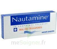 NAUTAMINE, comprimé sécable à VALENCE