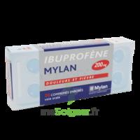 IBUPROFENE MYLAN 200 mg, comprimé enrobé B/30 à VALENCE
