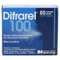 DIFRAREL 100 mg, comprimé enrobé 6Plq/10 à VALENCE
