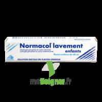 Normacol Lavement Enfants, Solution Rectale, Récipient Unidose à VALENCE