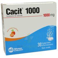 CACIT 1000 mg, comprimé effervescent à VALENCE