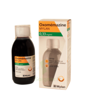 OXOMEMAZINE MYLAN 0,33 mg/ml, sirop à VALENCE