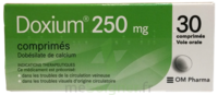 DOXIUM 250 mg, comprimé à VALENCE