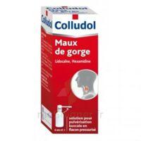 COLLUDOL Solution pour pulvérisation buccale en flacon pressurisé Fl/30 ml + embout buccal à VALENCE