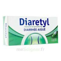 DIARETYL 2 mg, gélule à VALENCE