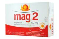 Mag 2 122 Mg S Buv En Ampoule Sans Sucre édulcoré à La Saccharine Sodique 30amp/10ml à VALENCE
