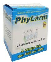 PHYLARM, unidose 2 ml, bt 28 à VALENCE
